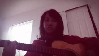 Impossible song on guitar maddi Jane
