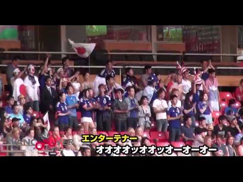 【FIFA女子サッカーW杯2015カナダ】日本人サポーターに密着!現地6月12日(金)対カメルーン戦