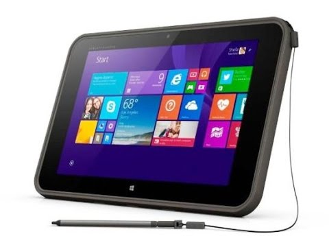 HP Pro Tab 10 EE for children and teachers