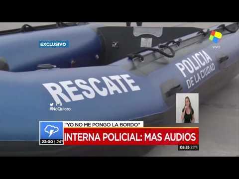Comenzó a funcionar la nueva policía en medio de una feroz interna