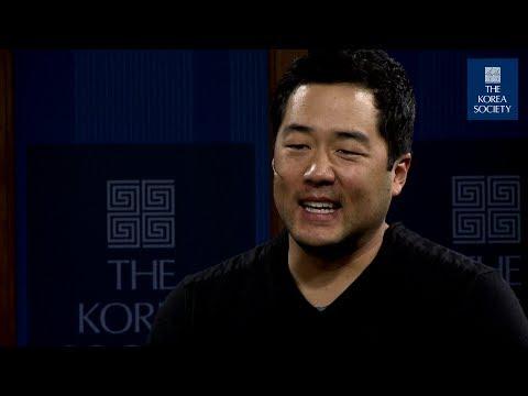 Actor Tim Kang at The Korea Society
