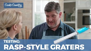 Our Review of Rasp-Style Graters