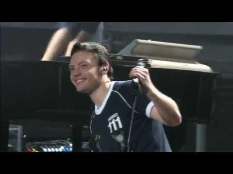 Tiziano Ferro - Non me lo so spiegare (Live in Rome 2009) DVD