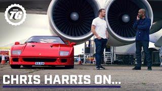 Chris Harris on... Ferrari F40 & Jaguar XJ220   Top Gear: Series 29