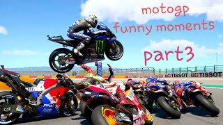 MotoGP19 funny moments part3