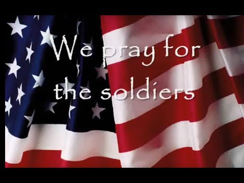 Pray for the Soldiers