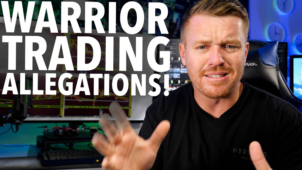 Warrior Trading Allegations Youtube