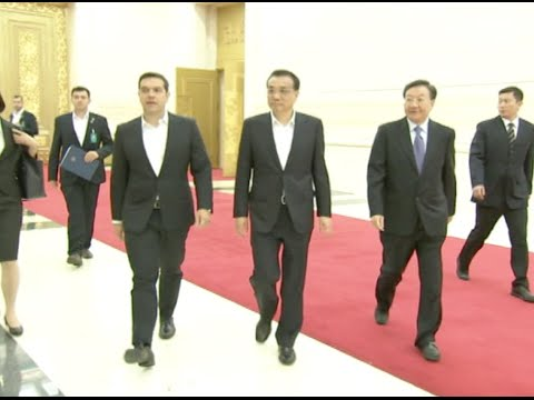 Chinese Premier Cites Piraeus Port Project as Cooperation Example