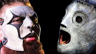 BEST SLIPKNOT MASKS 1999 - 2018
