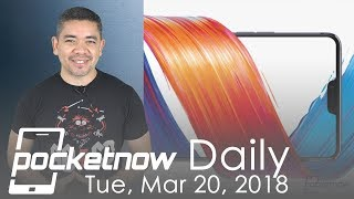 OnePlus 6 design rumors, Huawei P20 Pro camera teaser & more - Pocketnow Daily