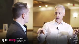Qualys CISO Mark Butler on the need to simplify your security plan