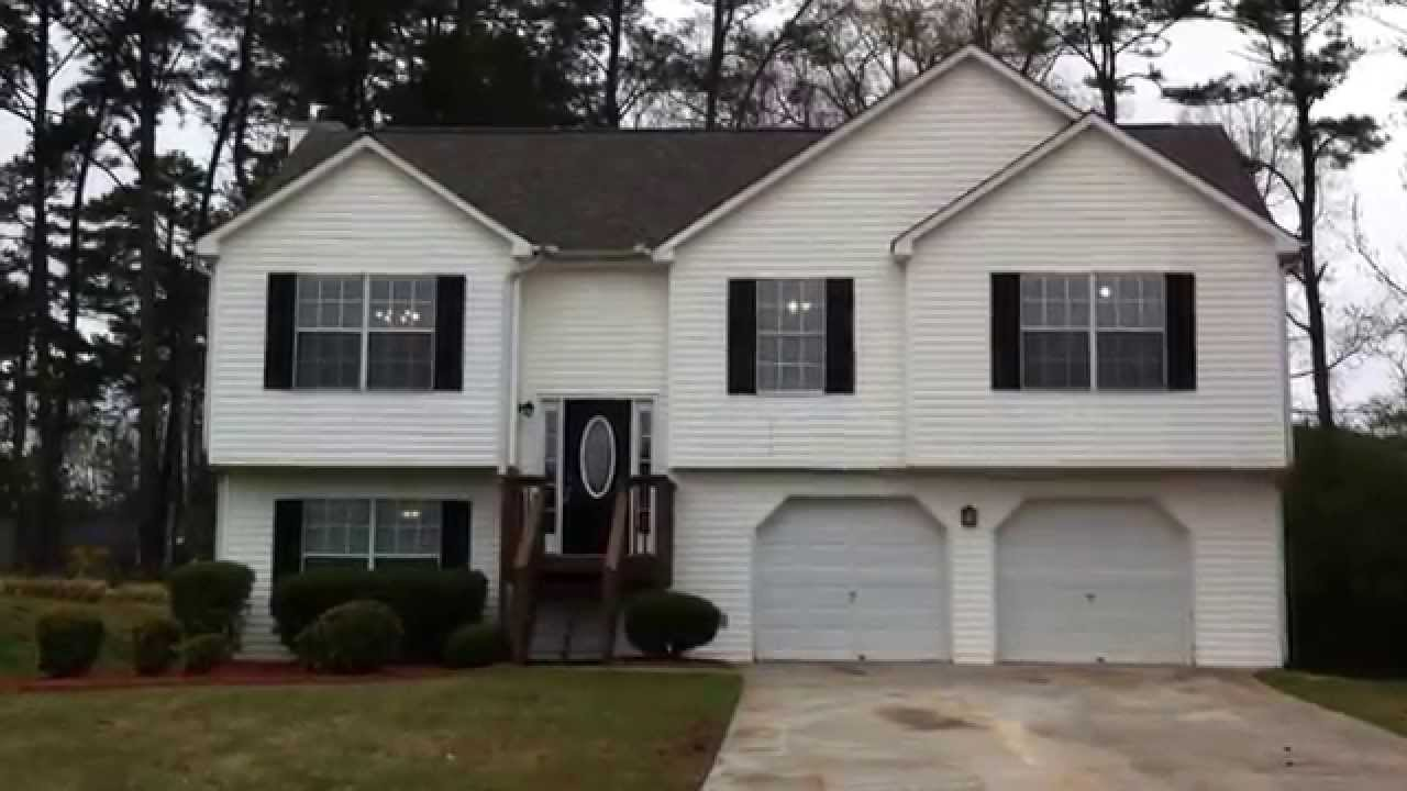 Charming Houses To Rent To Own In Atlanta: Conyers House 4BR/2BA By Real Property  Management In Atlanta   YouTube