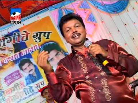 Vasaichya Nakyawari Pori Bhet Mana | Latest Koligeet | Eknath Mali