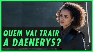 MISSANDEI VAI TRAIR A DAENERYS? | GAME OF THRONES