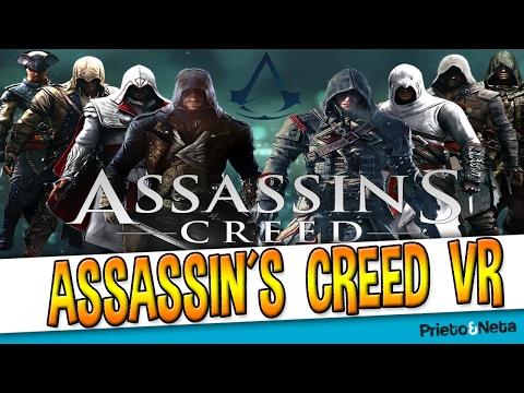 BOMBAZO | Assassin's Creed VR: Se publican documentos (DETALLES)