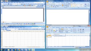 How to Install Both Office 2003 and Office 2007 in Same Desktop PC
