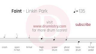 Faint Linkin Park Drum Score.mp3