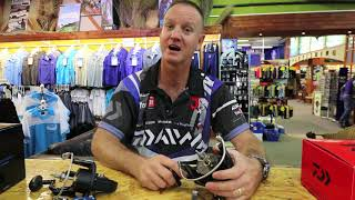 TACKLE & GEAR  - The NEW DAIWA Saltist Spinning Reels Review & Comparison