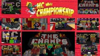 EVERY WINNING TEAM'S REACTIONS!!! MINECRAFT CHAMPIONSHIPS [1-11]