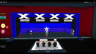 Roblox Got Talent Season: 1 Episode: 1