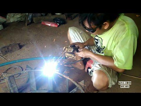Kreatif tanpa batas. #Welder #Indonesia - YouTube