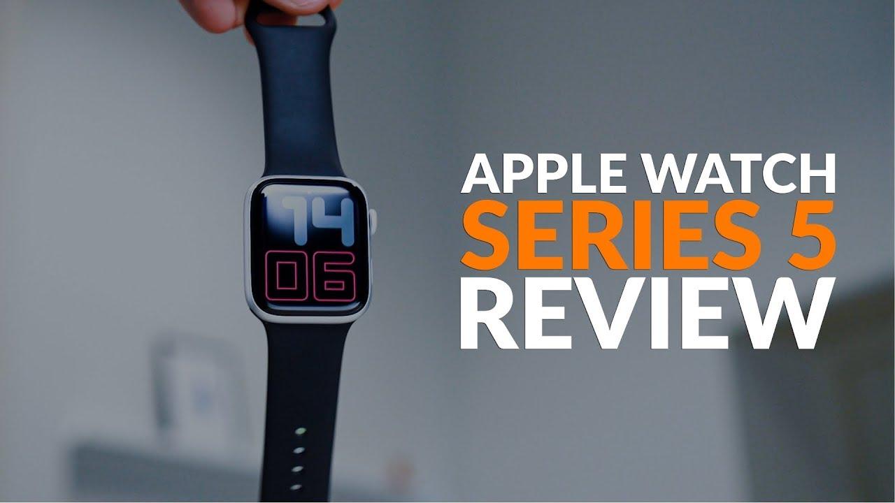 Apple Watch Series 5 review: de beste smartwatch nu nog beter!