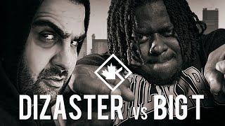 Dizaster vs Big T