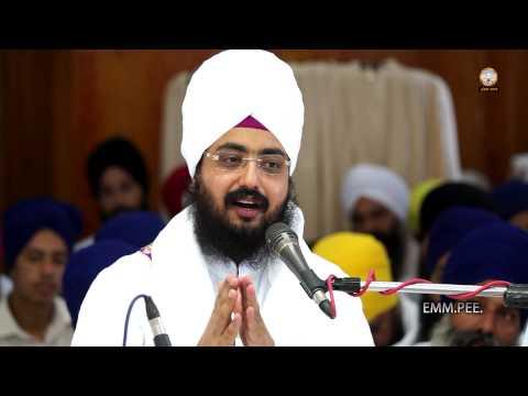 G.Parmeshar Dwar Sahib Samagam | 7.7.2015 | Baba Ranjit Singh Ji Khalsa Dhadrianwale