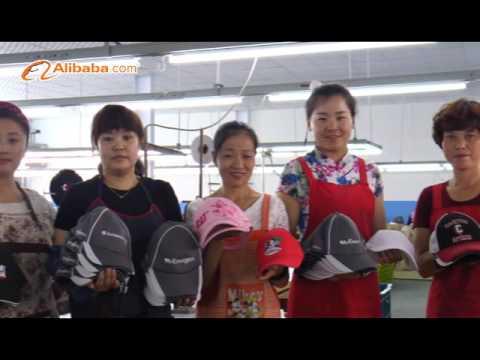 Qingdao Yaguan Cap Factory Ads