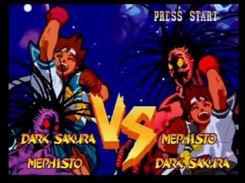 Marvel Super Heroes Vs. Street Fighter - Cross Over