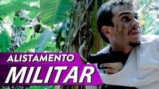 PONTO DE VISTA - ALISTAMENTO MILITAR