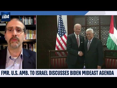 Israel-Palestinian Peace Negotiations Under Biden