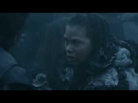 Игра престолов - сражение с нежитью - 5 сезон