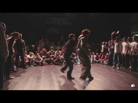 Melting Force vs Vagabonds | Finale Crew France Battle Pro 2017 | Hip Hop Corner