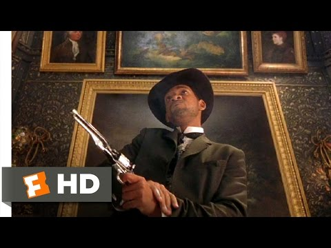 Wild Wild West (4/10) Movie CLIP - East Meets West (1999) HD