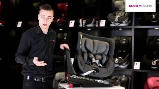 Römer Swingfix I-Size autostoel | Review