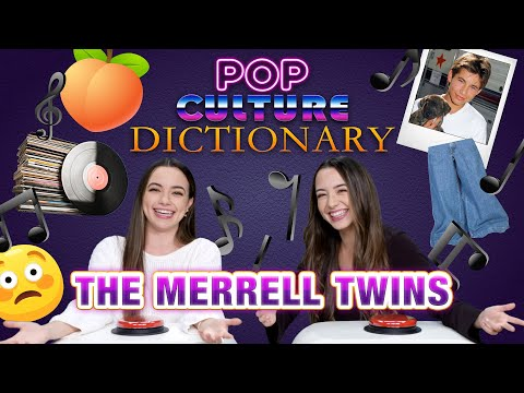 The Merrell Twins Dance The Carlton In Pop Culture Dictionary