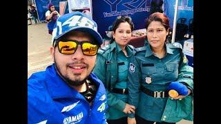 Yamaha Riding Academy | Bangladesh | Women Riding Training | RonEash | Jan 2019 Vlog 1