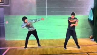 K.I.G - Head, Shoulders, Kneez and Toez # Dance