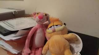 4 Days Left For The Pink Panther And Garfield Show