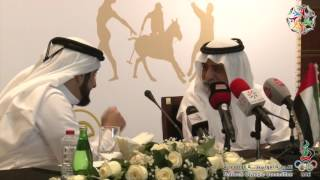 أحمد بن محمد: تحقيق التميز يتطلب أفكاراً بناءة