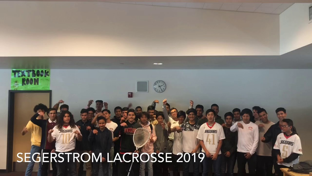 Segerstrom Lacrosse | Snap! Raise