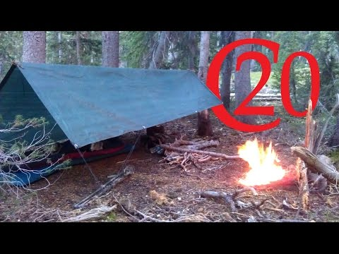 Tarp vs Tent Pros and Cons