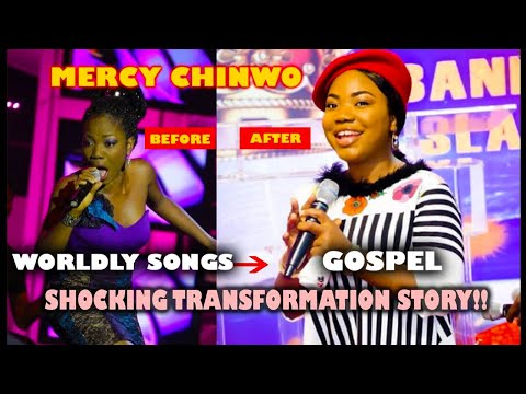 Mercy Chinwo's Unbelievable Transformation | Biography & Facts
