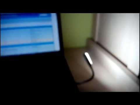 Lampa LED USB podróbka Xiaomi za 7 zł z przesyłką do Polski