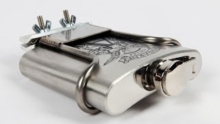 Ahearne Cycles Spaceman Flask Review