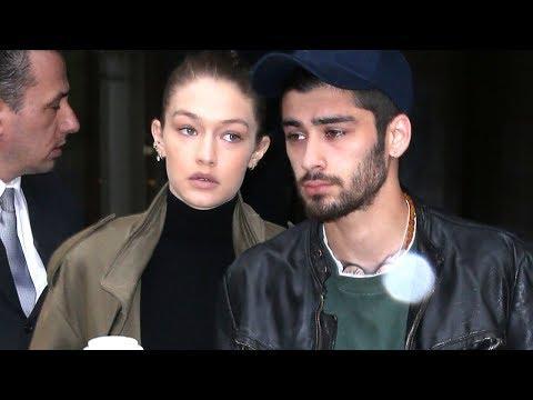 Gigi Hadid RESPONDS to Zayn Malik Breakup...