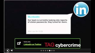 CIC News 6-6-2012: LinkedIn Data Breach