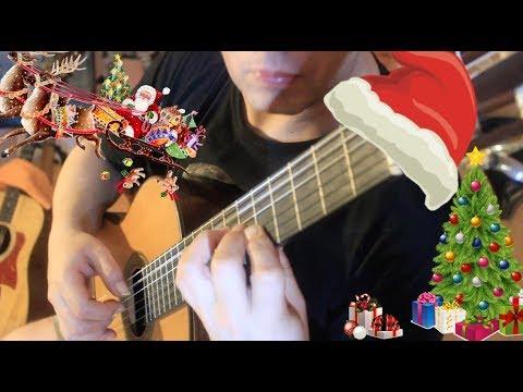 Músicas de Natal no Violão Solo - Fabio Lima (Christmas Songs on Fingerstyle)