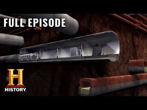 New York's Underground Societies | Cities of the Underworld (S2, E9) | Full Episode | History